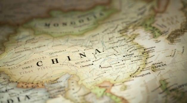 China company location