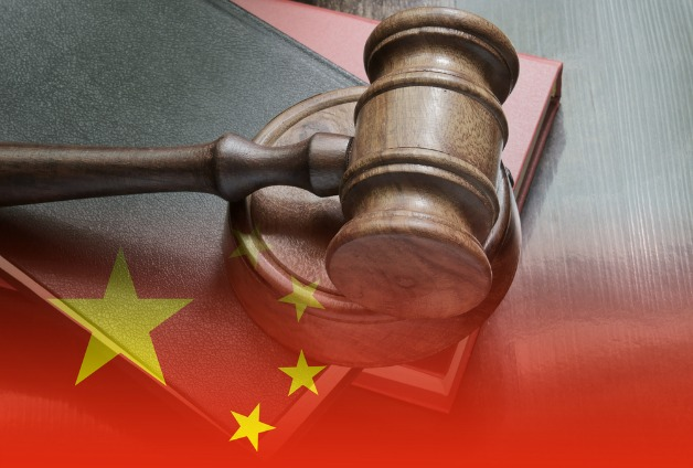 Contact these firms when someone infringes on your trademarks in China