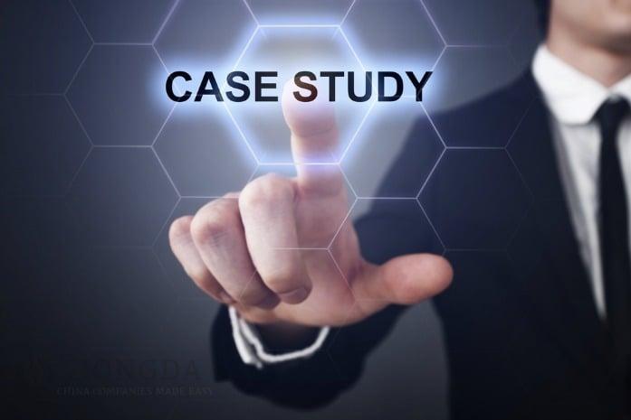 China Work Visa Case Study