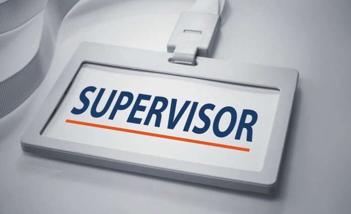 selecting a china company supervisor