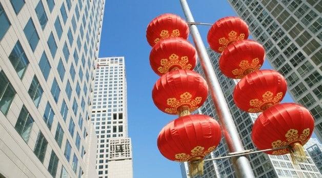 china company structure