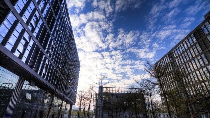 Shenzhen's industrial and design parks