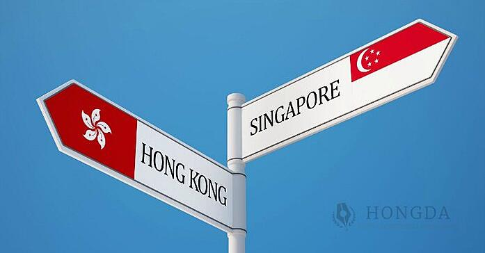 Starting A Business In Hong Kong VS In Singapore