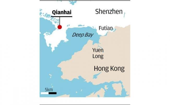 qianhai special economic zone location