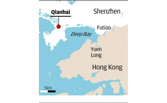 qianhai special economic zone location
