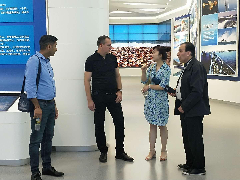 Hainan business trip