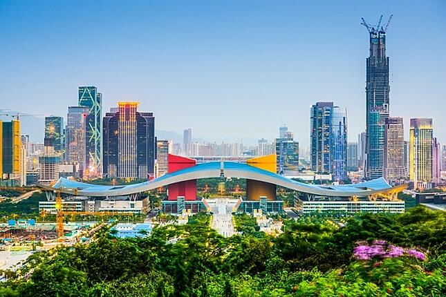 china visa application in shenzhen