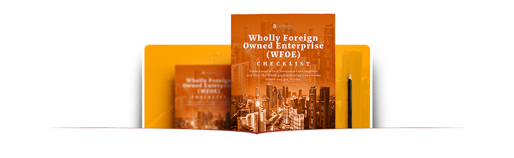 free download wfoe in china checklist hongda business services